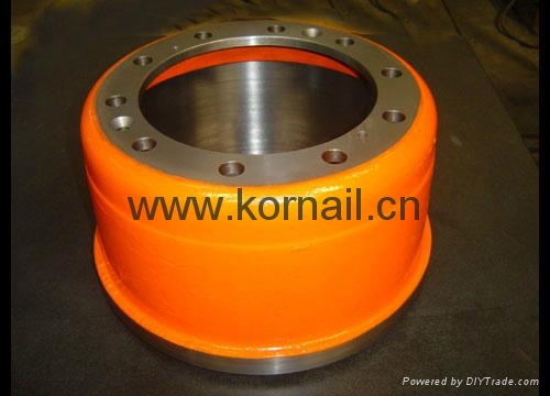 Tractor Brake Drum : Color tractor brake drum more than kornail china