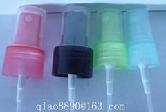 spray pump for cosmetic packaging sprayer