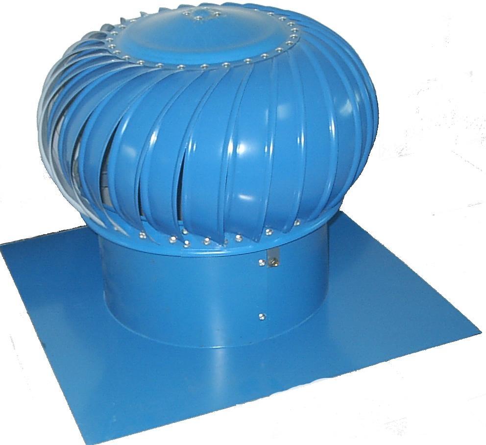 Roof Turbine Ventilation Fan 2
