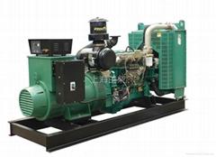 50KW低噪音发电机