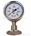 Y-M Hygienic Diaphragm Pressure Gauges