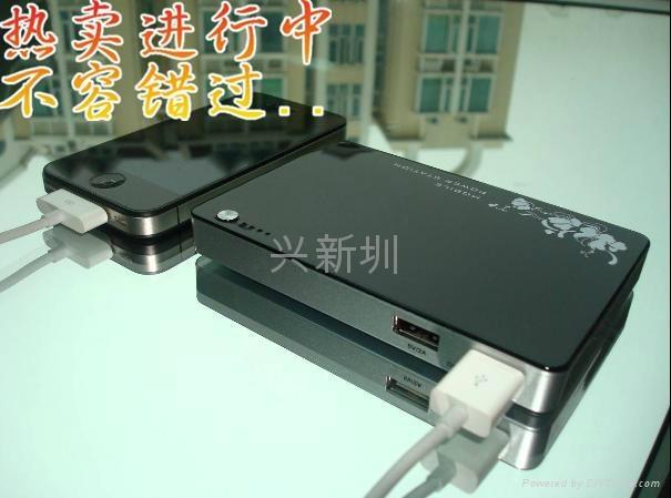 聚合物锂离子电池移动电源 5