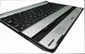 无线蓝牙铝合金外壳 for ipad  黑白款 4