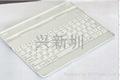 铝合金外壳450mA容量蓝牙键盘  3