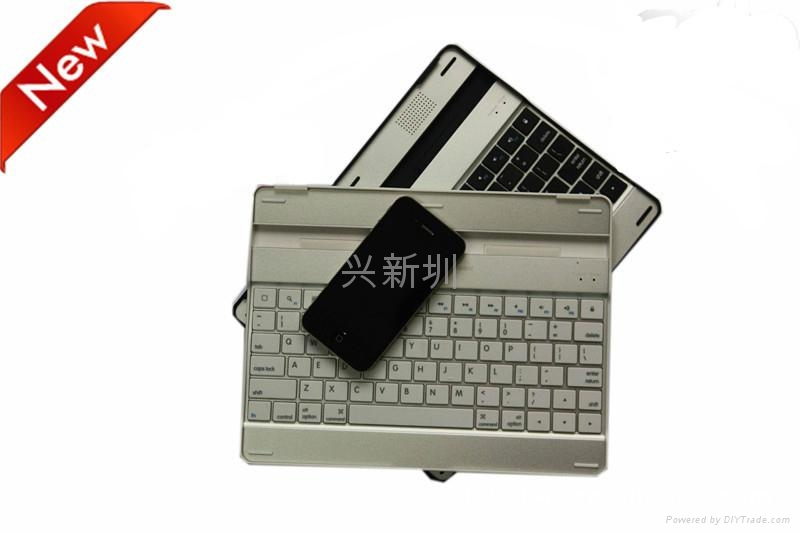 450mA容量 便携 蓝牙键盘 5