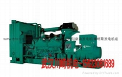 原裝康明斯柴油發電機組C2250D5
