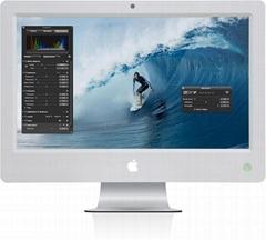 仿苹果一体电脑外壳