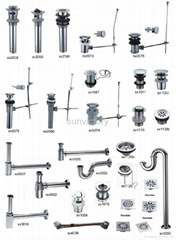 pop-up waste,basin waste,drainer,floor drain,bottle trap,bathroom fittings. bras