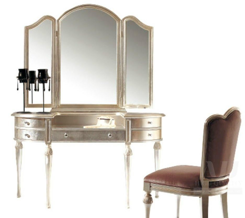 Vanity Tables Product : Fashionable wooden vanity dresser dressing table ew