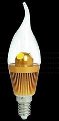 LED蠟燭燈PQ23L