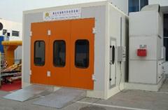 LY-8700 Auto Spray Booth