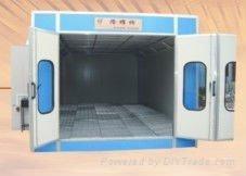 LY-8100 Car spray booth  2