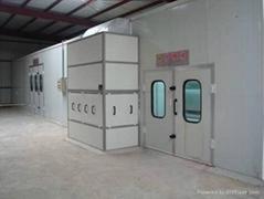 LY-90B Auto spray booth