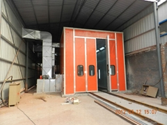 LY-15-50 Paint booth