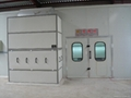 LY-120 Furniture spray booth  1
