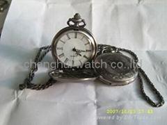 alloy pocket watch