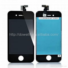Wholesale LCD With Digitizer Assembly For iPhone 4