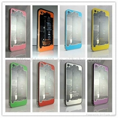 Wholesale Color Change Back Cover For iPhone 4