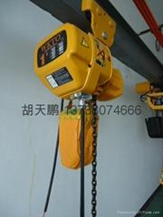 1吨单链环链电动葫芦