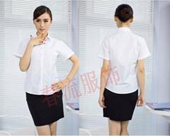 全棉女式衬衫