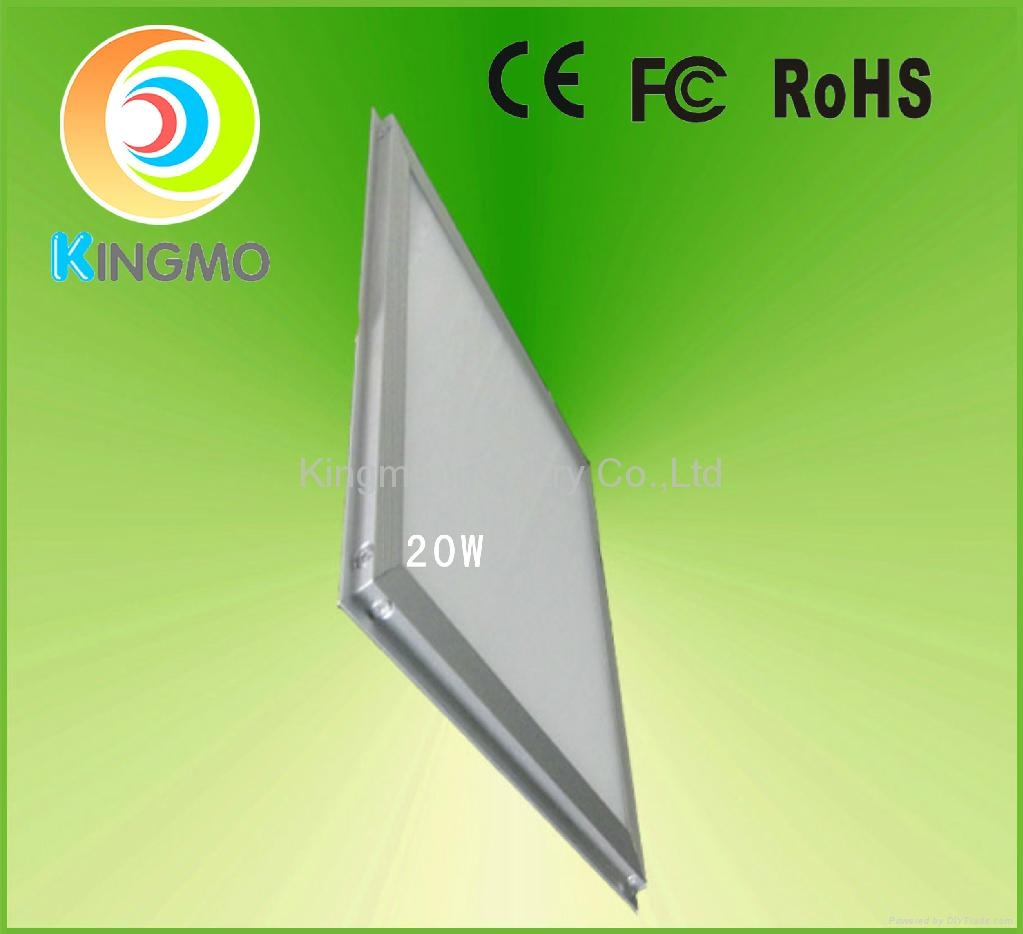 High brightness panel light 300*300*12mm, SMD3014, wide input voltage AC85-265V 2