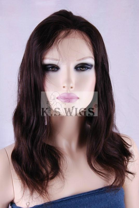 Fashion full lace wig 1
