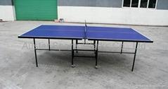 table tennis table as-901 round leg 1''