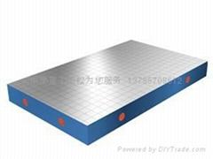 高精度鑄鐵劃線平板