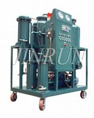 RZJ Series Vacuum Oil Purifier for Lubricating Oil