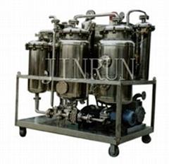 LKJ Phosphate Fire-resistant Oil (Sythetic Oil) Purifier