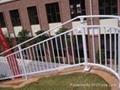 江西创天科技锌钢楼梯扶手