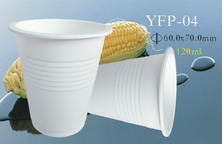 Biodegradable Cup(6 oz) 1