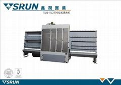 Vertical Glass Washer  Vertical Glass Washing and Drying Machine