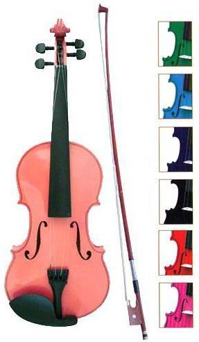 Colorful Violin 2