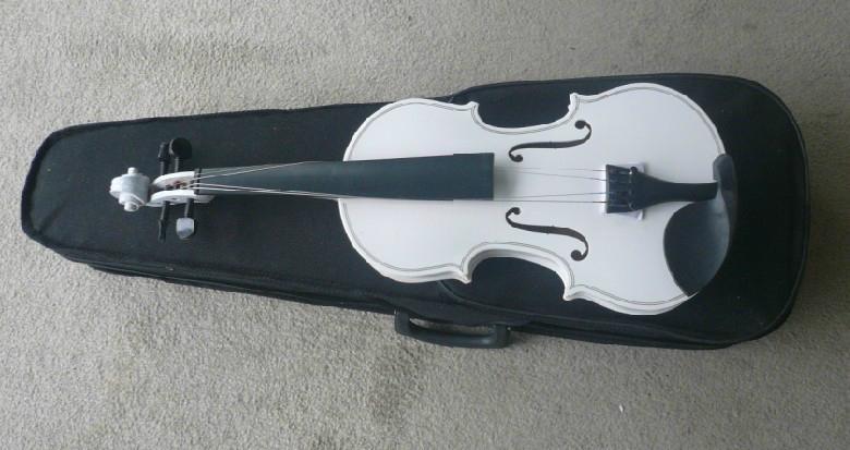 Colorful Violin 4