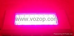 300W LED grow light 7:1:1 triband hydroponic plant lamp