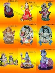 Polyresin Hindu God Staues,Indian god,Indian idol