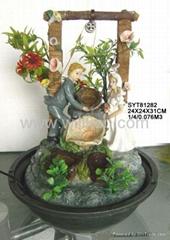 Polyresin Water Fountain,Table Fountain