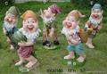 Polyresin Gnome Statue,Dwarf Figurines,Elf