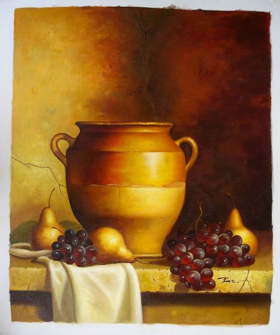 Still Life Oil Paintings - Lessons - Tes Teach