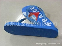 2012 fashion PE slipper