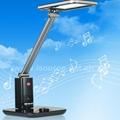 modern usb led table light with alarm clock no stroboscopic 1