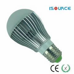 e27 energy saving 7w led bulb lamp