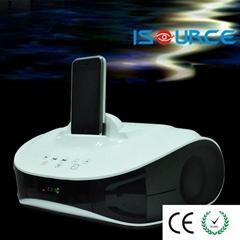 Professional speaker/computer speaker for iphone ipad ipod