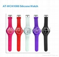 Silicone Watch Promotional Gift AT-WCH1006  (Hot Product - 1*)