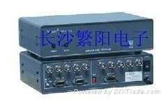 威創長線驅動器I-RGB222A長線驅動