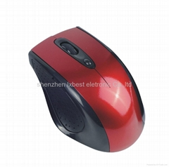 2012 newest optical mouse/wireless mouse 2.4G/computer accessories LXW-216