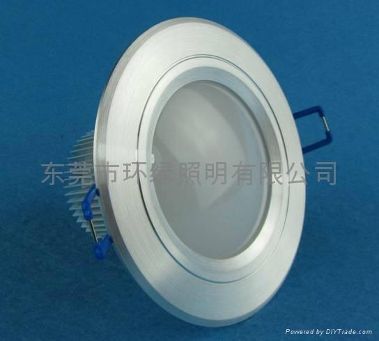 LED天花筒灯 1
