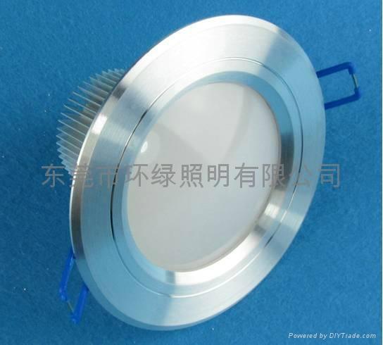 LED天花筒灯 3
