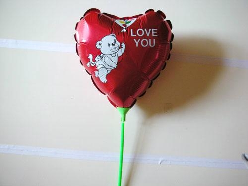 self-filled balloon 4